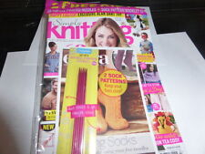 February Simply Knitting Hobbies & Crafts Magazines