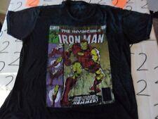 XL- Iron Man T- Shirt