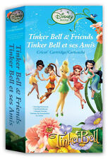 NEW!!  Cricut cartridge Tinker Bell & Friends!!  Retired/ HTF!  Free shipping!!