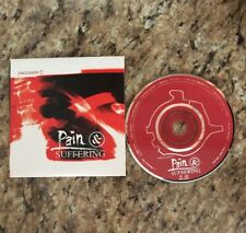 Discovery 2 Pain & Suffering CD