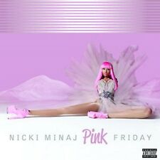 Nicki Minaj/pink Friday * NEW CD * NOUVEAU *