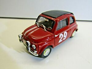 Brumm 1:43 Scale Die-cast Model 1965 Steyr Puch Monte Carlo Rally Zasada/Oinsky