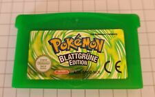 Pokemon Blattgrüne Edition Game Boy ADVANCE Original
