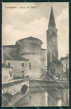 Venezia Portogruaro cartolina XB1378