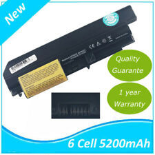 Batterie pour IBM Lenovo Thinkpad T400 2764 7417 T61 1959 6377 - 5200mAh 10,8V