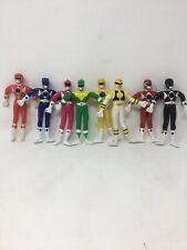 Mighty Morphin Power Rangers Bendable Figures Lot Of 8 Gordy Toys