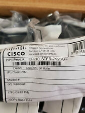 Lot of 5 NEW Cisco CP HOLSTER 7926G