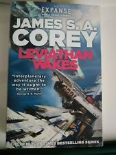 The Expanse Ser.: Leviathan Wakes by James S. A. Corey (2011, Trade Paperback)