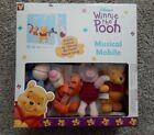 Disney+Winnie+the+Pooh+Tigger+Piglet+Eeyore+Musical+Crib+Mobile+Baby+Bed+
