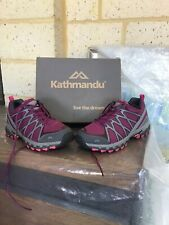 Kathmandu Women's hiking trainers size 8