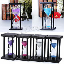30Minutes Retrore Hourglass Counter Sandglass Sand Timer Clock Home Decoration