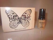 New Luminess Air Airbrush Makeup G1 Glow Brightening for Dull Skin.25oz FreeShip