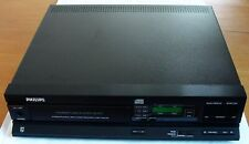 Platine Philips CD 371, tiroir CDM2, convertisseur TDA1541