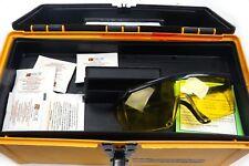 Spectroline Industrial Fluorescent Leak Detection Kit Oil Dye Oil Glo 44 P Wcase