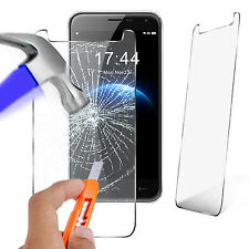 Genuine Premium Tempered Glass Screen Protector for HOMTOM HT3 Pro 4G
