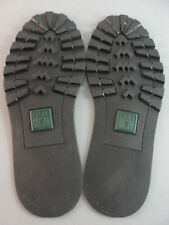 FRYE REPLACEMENT RUBBER BOOT SHOE REPAIR LOGGERS LUG SOLE SIZE 11 COBBLER NEW