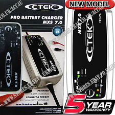 CTEK MXS 7.0 Pro 12v 7A 8 Step Fully Automatic Car Van 4x4 Smart Battery Charger