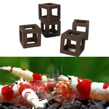 2X  Aquarium Ceramic Shrimp Shelter house.For Small Shrimp &.Small Fish S1C5