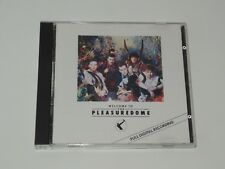 Frankie Goes To Hollywood - Welcome To The Pleasuredome 1985 Japan For U.S. CD