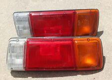 1976-1978 Subaru DL Leone coupe OEM Tail Light Set Pair - Excellent Condition!