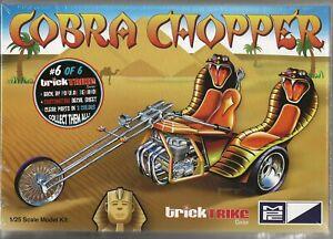 MPC Cobra Chopper, Trick Trike Series #6 1/25 896 /12 ST