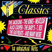 (60's & 70's) VIDEO HITS CLASSICS / VARIOUS ARTISTS- EASYBEATS,T.REX,THE KINKS