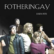 FOTHERINGAY: Essen 1970; Thors Hammer THLP 002; gatefold cover; 8-page insert LP