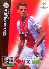 3 Toby Alderweireld - UEFA Champions League 2012/2013 - Panini Adrenalyn XL (12)