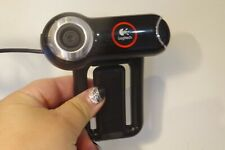 Logitech  QuickCam Pro 9000 Webcam 2mp Autofocus Carl Zeiss Lens TESTED
