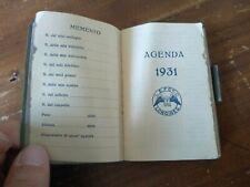 LONGINES 1931 ULTRA RARE ORIGINAL  AGENDA RUBRICA VINTAGE WATCH USED CONDITIONS