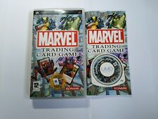 Marvel Trading Card Game - PSP Game - Playstation Portable - Free, Fast P&P!