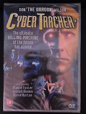 NEW DVD -CYBER TRACKER - Factory Sealed!!!
