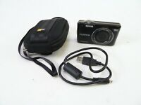 Fuji Fujifilm JX520 14mp Point and Shoot Camera w/ Case, Battery, Charger. In EC