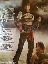 Dastan Classic Child Chest Emblem Costume Prince Of Persia Movie Halloween sz M