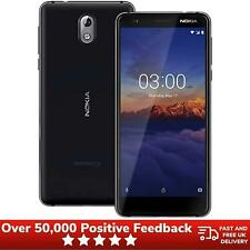 Nokia 3.1 Smartphone Unlocked 8GB TA-1063 2018 Mobile - Black