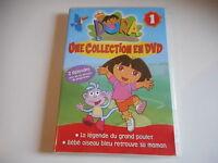 DVD - DORA L'EXPLORATRICE N° 1 - 2 EPISODES - ZONE 2
