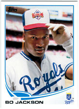 2013 Topps Update SHORT PRINT VARIATION  #US16 Bo Jackson ROYALS SP