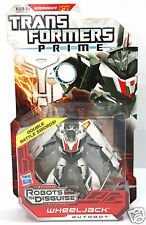 Transformers Prime NEW Wheeljack Autobot Double Swords Deluxe Class MOC ~ryokan