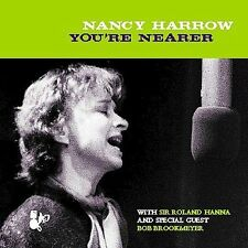 NANCY HARROW - You're Nearer -(CD, 1998, Baldwin Street Music)-NEW