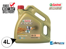 CASTROL EDGE 0W-30 4L(1533EB) Titanium FST (Fully Synthetic) OIL **CLEARANCE**
