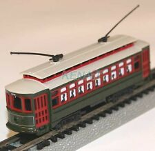 "Bachmann N Scale Brill Trolley - ""Desire"" with 8-wheel Drive #61086 faulty"