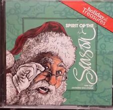 Spirit Of The Season by New Age Orchestra And Chorus (CD)
