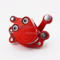 Rear Disc Brake Caliper Red For Motovox MBX10 MBX11 MBX12 Mini Bike Moto MM-B80