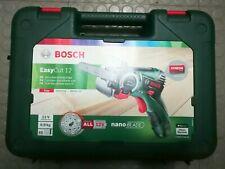 Bosch Micro Sega Nano Blade EasyCut 12 batteria Litio 12V  COME NUOVO. POTATURE