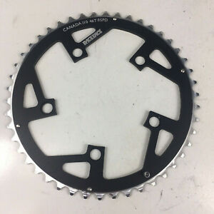Raceface 46 Tooth 5 Bolt 110 BCD Bicycle Chainring 46T 8 Speed