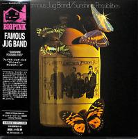 FAMOUS JUG BAND-SUNSHINE...-IMPORT MINI LP CD WITH JAPAN OBI Ltd/Ed G09