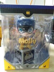 Hot Toys x Kennyswork Artist Mix Vinyl Figure Molly Bat Girl DC Sofubi