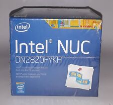 NEW and SEALED Intel NUC DN2820FYKH with Intel Celeron