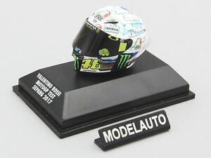 Minichamps 1:8 AGV Helmet  Valentino Rossi  MotoGP Test Sepang 2017
