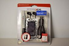 Nintendo 3DS Universal Accessory Kit - New Sealed Charger 3DS XL DSi DSi XL 2DS